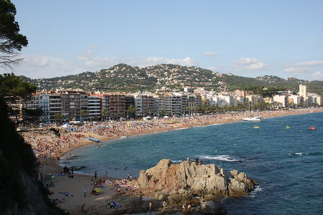 španělsko costa brava