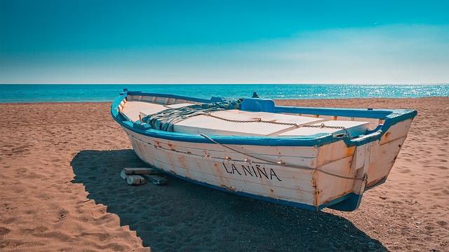 člun La nina