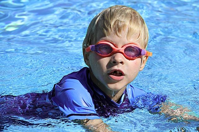 lekce plavání