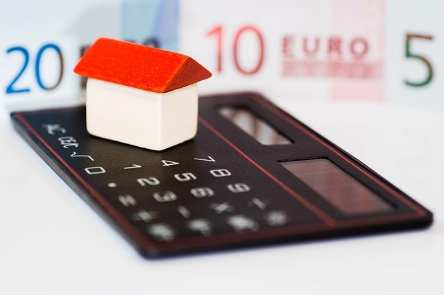 eura za kalkulačkou